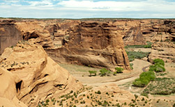 Canyon de Chelly NP