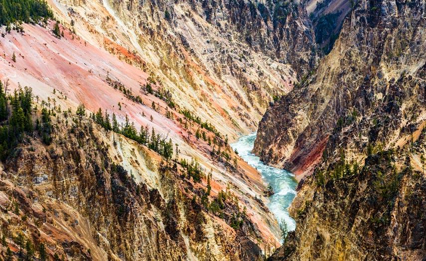 Geschichte Yellowstone Park