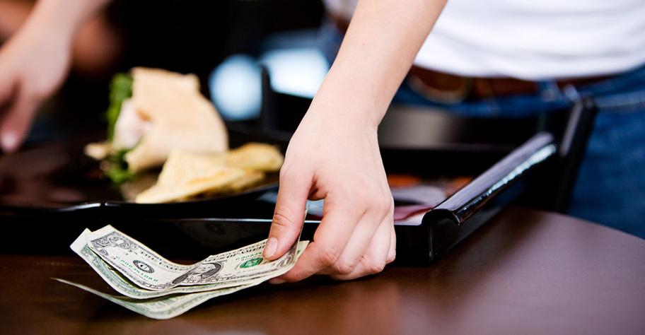 USA Reisen Trinkgeld und Ausgaben nicht travelhouse