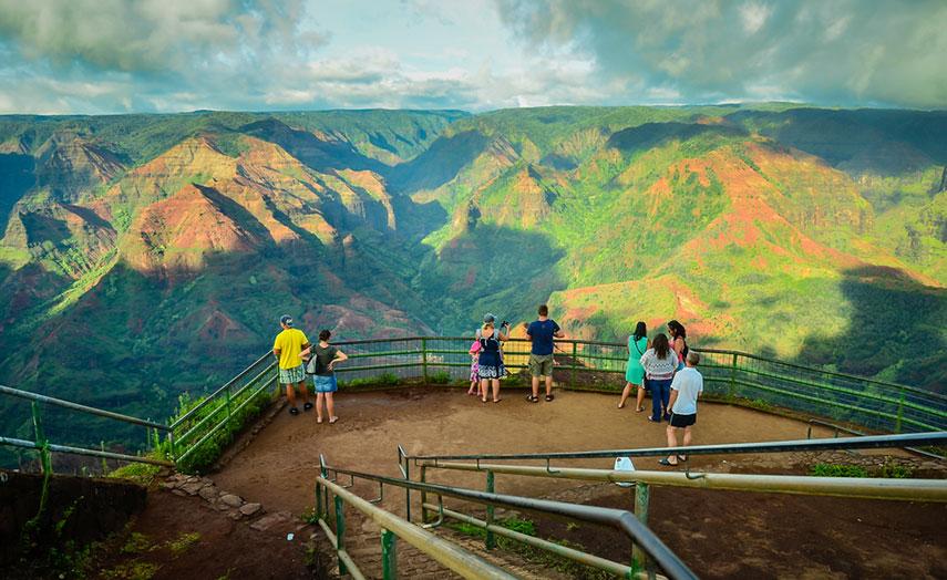 Waimea Canyon, Hawaii Highlights