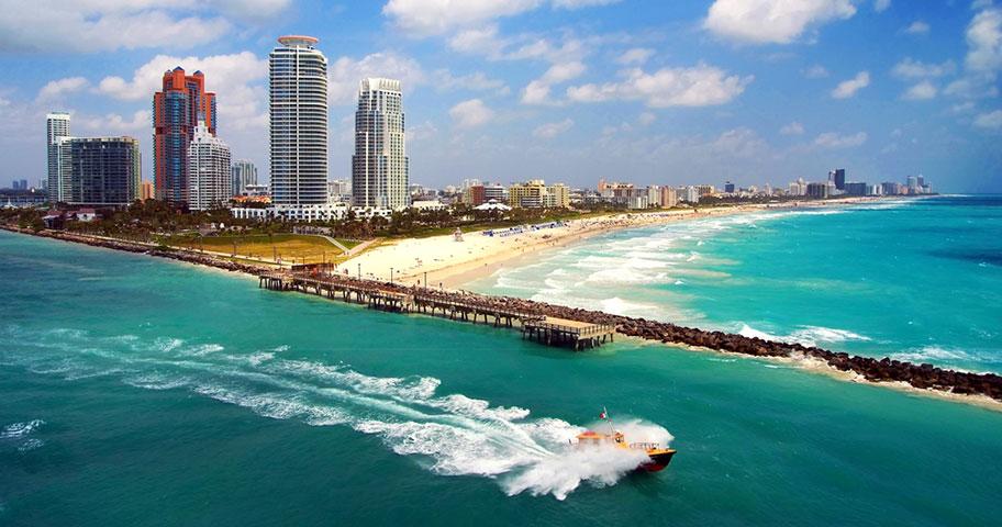 Badeferien Miami günstig buchen