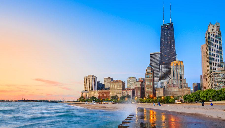 Chicago USA Städtereisen Reisebüro Zürich