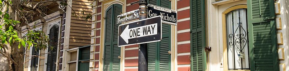 New Orleans Hotel günstig