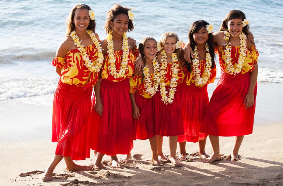 Hawaii Familien Ferien