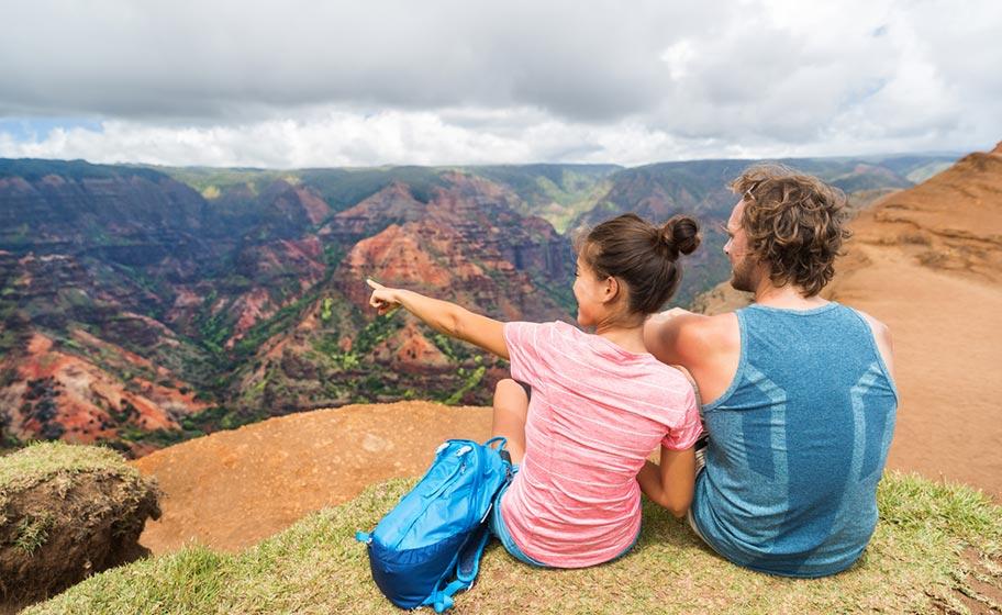 Hawaii Honeymoon Ausflüge Kauai