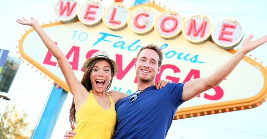 flitterwochen in Las Vegas