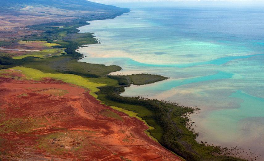 Insel Molokai Hawaii