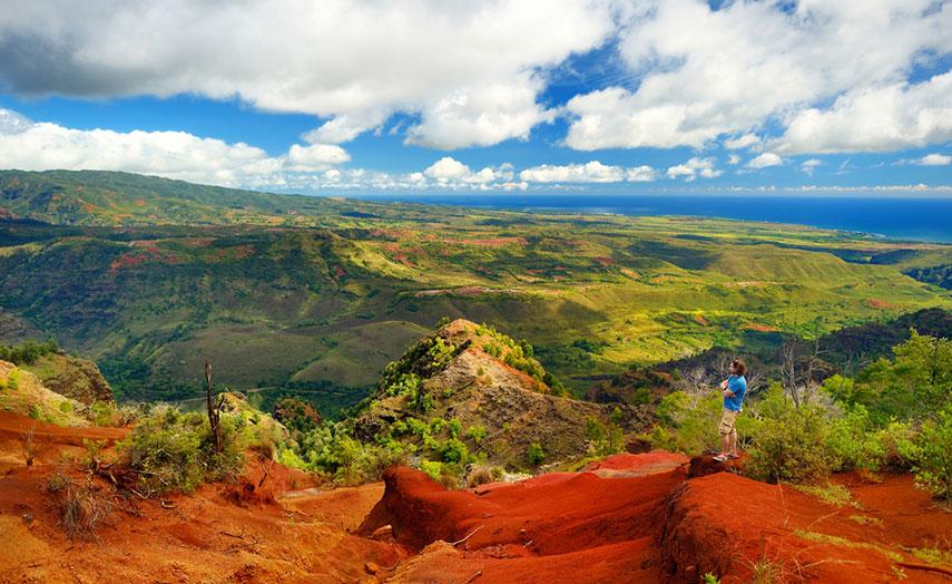 Insel Kauai Hawaii