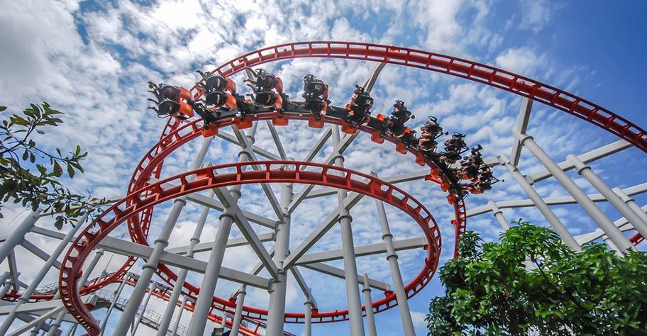 Disneyworld und andere Freizeitparks USA