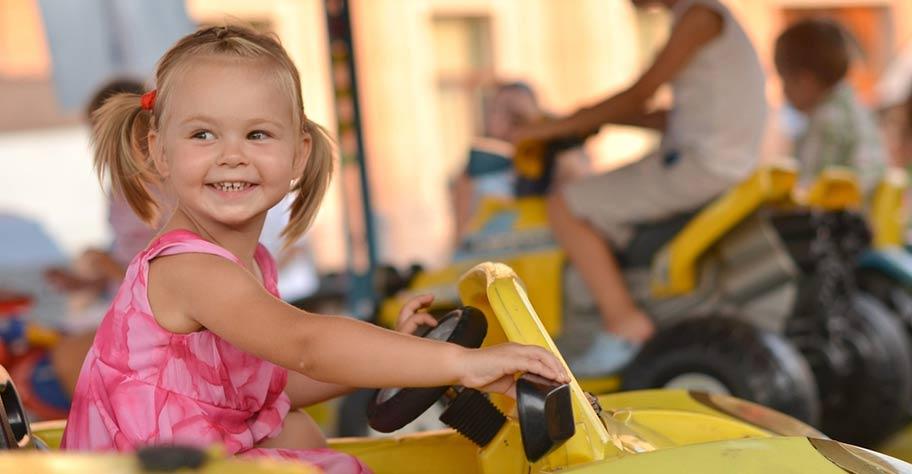 Hotel Freizeitpark für Kinder und Familien